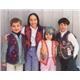 HapiKids Reversible Vests for Girls & Boys
