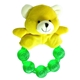 Baby Teether with Plush figure & Rattle