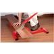 Underlays for parquet/laminate floor coverings