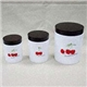 Large/Medium/Small Porcelain Canister
