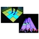 Inductive LED Dance Floor