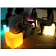 LED Chair , LED light stool for party and club