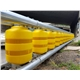 Anti-Crash Highway Safety Roller Barrier