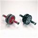 Double-wheel Abdominal Training Equipment