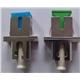 SC-LC Hybrid Fiber Optic Adapter