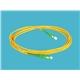 SC APC Simplex Fiber Optic Patch Cord