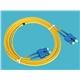 SC Single Mode Duplex Fiber Optic Patch Cord