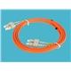 SC Multimode Duplex Fiber Optic Patch Cord