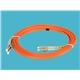 LC Multimode Duplex Fiber Optic Patch Cord