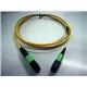 MPO Single Mode Fiber Optic Patch Cord