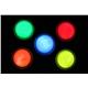 Glow badge