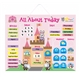All About Today Magnetic Board - Princess