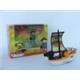 DD0200014 B/O toy boat