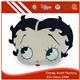 Betty Boop Cartoon Figure Throw Pillows
