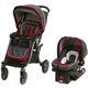 Graco Soho Click Connect Travel System Stroller - Presley