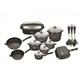 25pcs Cookware Set