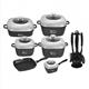18pcs Cookware Set