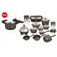 38pcs Cookware Set