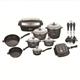 23pcs Cookware Set