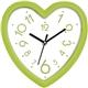 Plastic clock