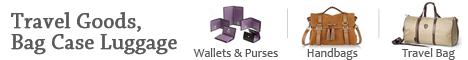 Travel Goods, Bag Case Luggage