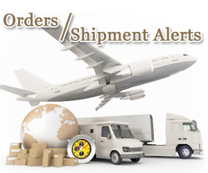 Orders-Shipment Alerts